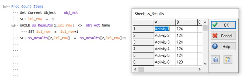 Simul8 Index VL Example 1
