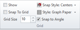 View Tab Grid Option Example