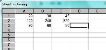 Internal Spreadsheets Tutorial [SIMUL8 Resource Center]