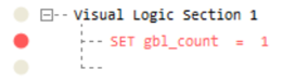 Simul8 VL breakpoints