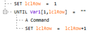 Simul8 UNTIL infinite loop