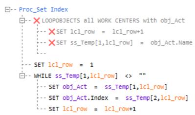 Simul8 index tip 3