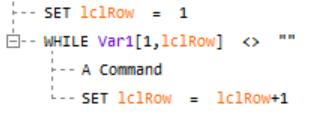 Simul8 WHILE Loop Infinite loop